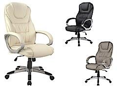 Főnöki fotelek és vezetői székek 100% garanciával